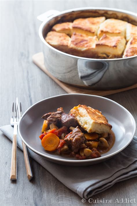 cuisine addict com beef stew with cheese biscuits cuisine addict
