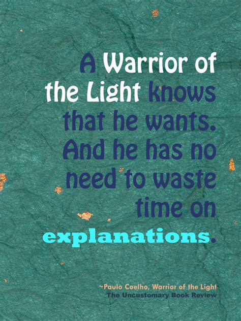 warrior of the light warrior of light quotes quotesgram