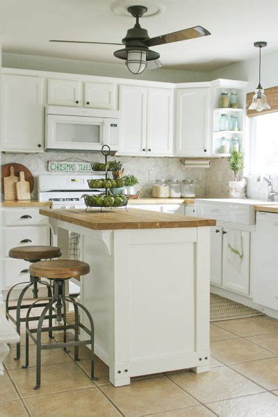 free kitchen island plans diy island ideas for small kitchens beneath my