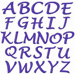 block letter hand embroidery fonts machine embroidery With block letter embroidery font