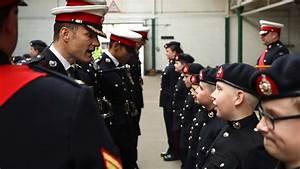Royal Marine Cadets Complete Rigorous Training | Royal Navy  Marine