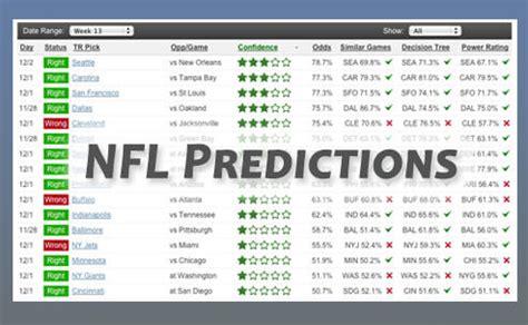 nfl football win picks nfl win predictions