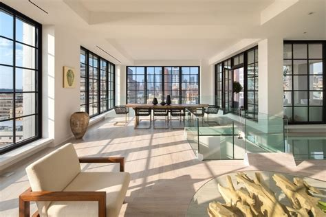sky garage penthouse at 200 11th avenue new york