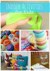 Fun Indoor Kids Activities