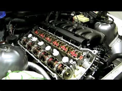 bmw   camshaft lifter removal  installation