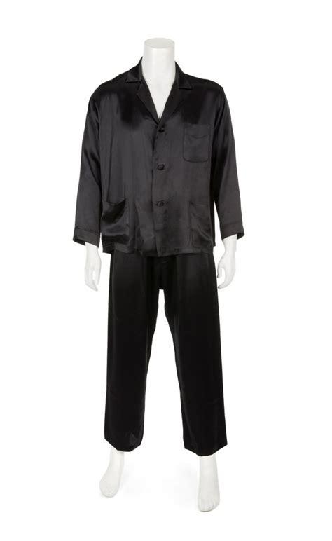 Hugh Hefner's trademark black pajamas to hit auction block ...