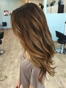 Brune Meche Caramel : balayage blond ou caramel pour vos cheveux ch tains ~ Melissatoandfro.com Idées de Décoration
