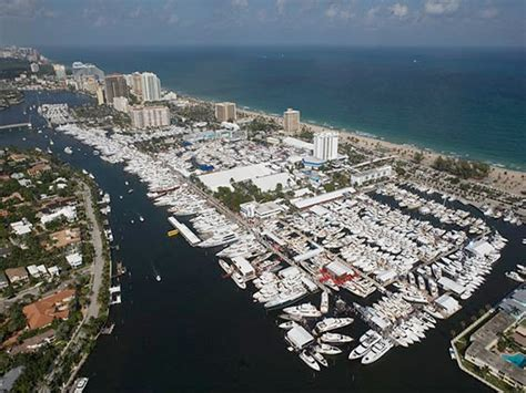 Fort Lauderdale Boat Show Guide by Guide To The Fort Lauderdale International Boat Show 171 Cbs