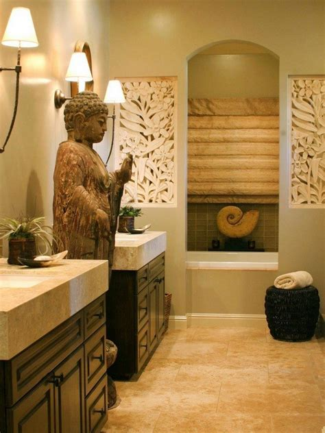 wonderful tips   bamboo themed bathroom decor