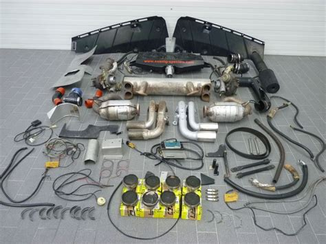 twin turbo kit ferrari   motor  hp koenig engine