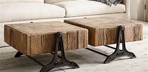 Made Com Table Basse : r ussir la d co de son salon l 39 atelier agit ~ Dallasstarsshop.com Idées de Décoration
