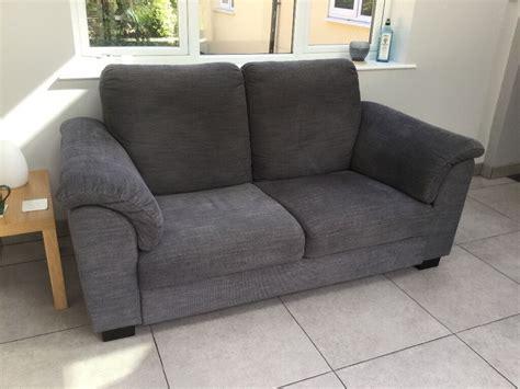 Ikea 2 Seater Sofa by Ikea Tidafors 2 Seater Sofa In Hensta Grey In