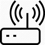 Wifi Icon Router Point Signal Phone Cell