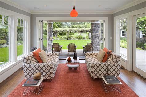 sun porches ideas sun porch ideas sunroom contemporary with adirondack chairs folding doors beeyoutifullife com