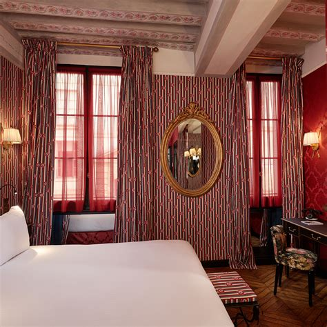 histoire de chambres hôtel de jobo l élégance à la française revisitée par