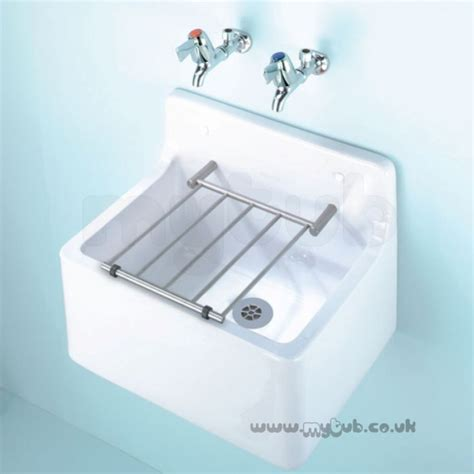 Armitage Shanks Cleaners Sink armitage shanks birch s5920 510mm cleaners sink wh with