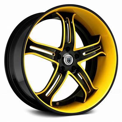 Rims Wheels Painted Asanti Classic Allcarwheels Cars