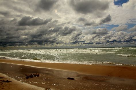 Filelake Michigan And The Beach, Harbert, Michiganjpg