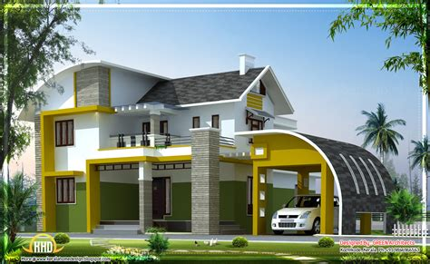 J S Home Design : Contemporary Villa In Kerala