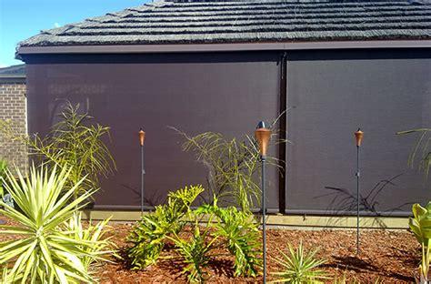 Cafe Blinds Melbourne  Outdoor Window Blinds Melbourne