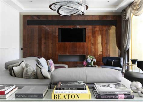 deco salon avec canape gris canape en bois moderne mzaol com