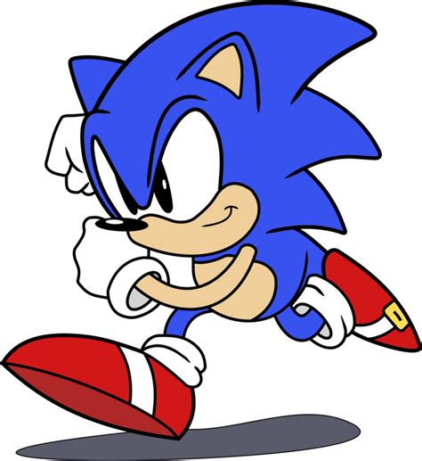 Sonic The Hedgehog Clipart & Look At Clip Art Images ...