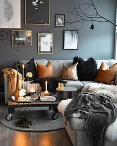 Fall, Home, D, U00e9cor, Ideas, From, Designers