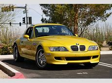 Rare car finished in a rare color Phoenix yellow M