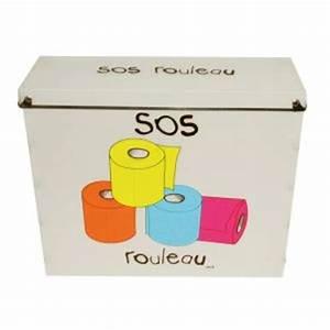 Boite Rangement Papier : rangement papier toilette comparer 37 offres ~ Teatrodelosmanantiales.com Idées de Décoration