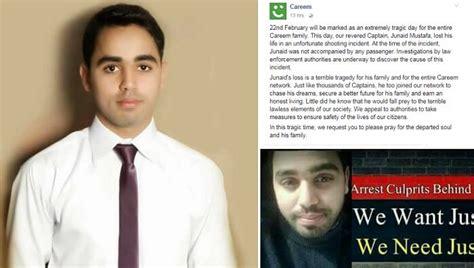 Careem Captain Shot Dead In Islamabad