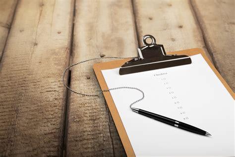 Wohnung Kaufen Checkliste by Umzug Die Ultimative Checkliste Immobilien