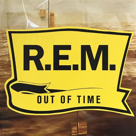 R.E.M. - Out Of Time (2016, 180g, Vinyl)   Discogs