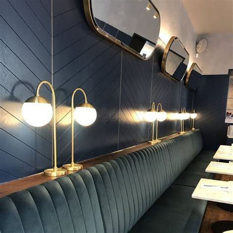 25 best ideas about restaurant banquette on pinterest