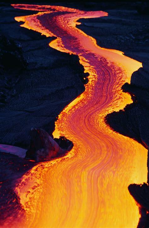 valcano lava river flow volcano pinterest rivers