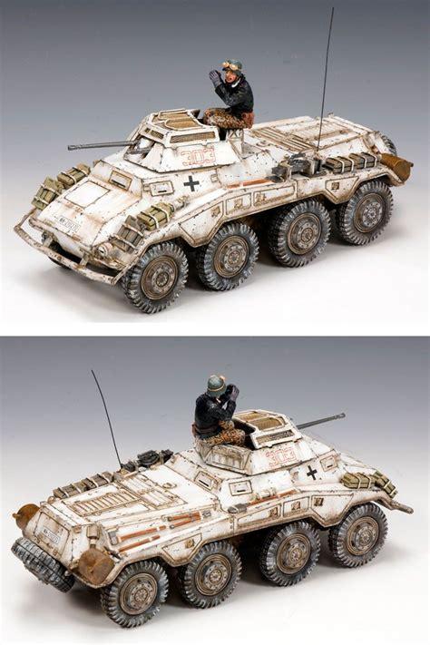 Bbg048  Sd Kfz 2341 Schwerer Panzerspahwagen