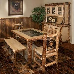 Custom Make Your Own Dining Room Set With This Aspen