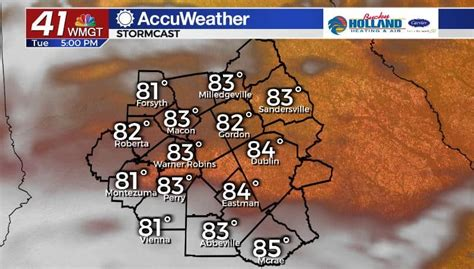 Warm, muggy air to stay in place ahead of Zeta - 41NBC ...