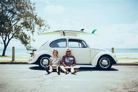 surf car 2016 head to the beach with the vw beetle