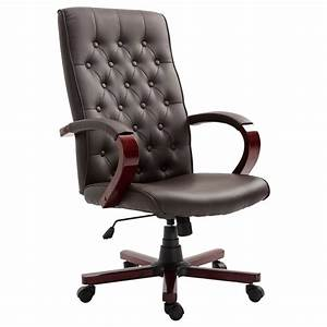 Vinsetto, Home, Office, Chair, Ergonomic, Pu, Leather, Chair, With, High, Back, Gaming, Computer, Chair