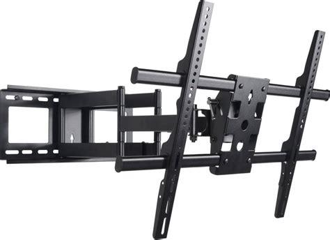 best wall mount tv bracket best lcd led tv wall mount tilt swivel brackets reviews findthetop10 com