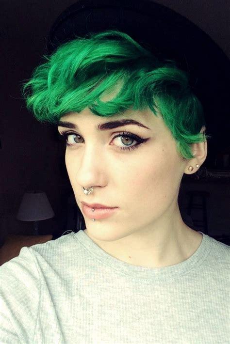 neue bunte frisuren fuer maedchen haarfarbe frisuren