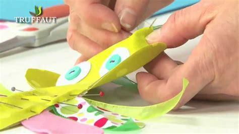 comment faire un coussin capitonne cr 233 ation textile faire un coussin un doudou ou une peluche jardinerie truffaut tv