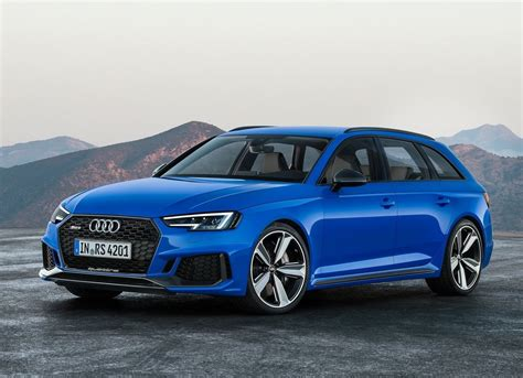 Audi Rs4 by Audi Rs4 Returns With V6 Biturbo Power Cars Co Za