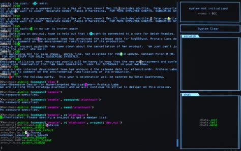 hackmud windows mac linux game indie db