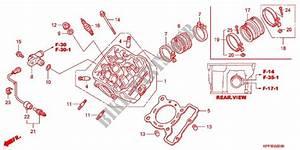 Cylinder Head For Honda Cbr 150 R 2005   Honda Motorcycles