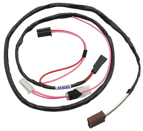 1971 Monte Carlo Wiring Harnes by 1970 72 Monte Carlo Cruise Harness By M H For