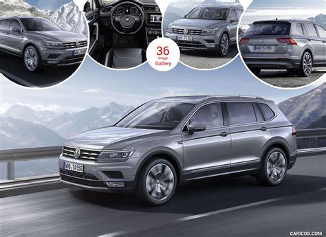 2018 Volkswagen Tiguan Allspace Caricoscom