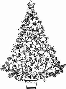 Christmas Black And White - ClipArt Best