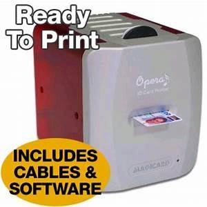 Ultra Magicard Opera 100 ID Card Maker / USB 1.1 ...