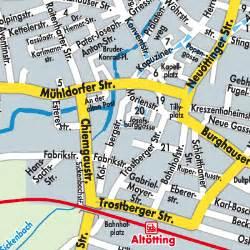 bad holz karte altötting stadtplandienst deutschland